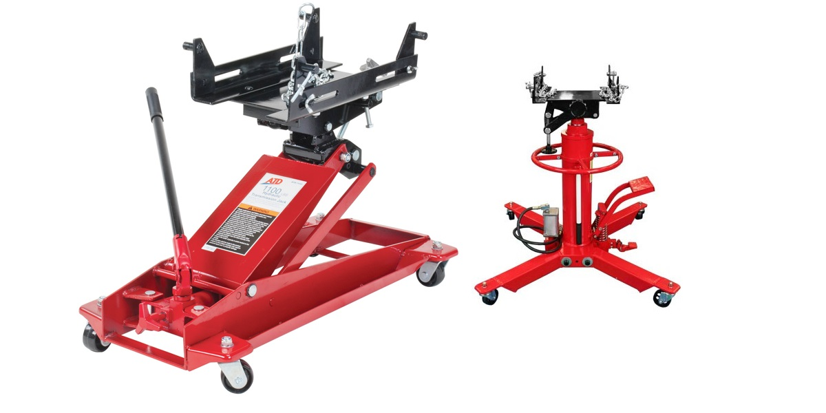 Two Amazing Hydraulic Transmission Jack Worth Your Every Penny